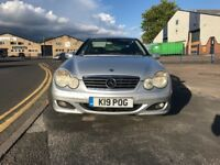 MERCDES C CLASS C200 CDI DIESEL SPARES AND REPAIRS