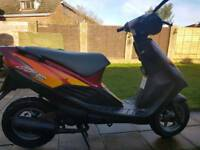 1998 Suzuki AP50 scooter spares or repairs