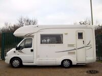 Peugeot Autosleeper Inca - 2005/54 for sale at Kent Motorhome Centre