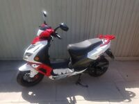 Excellent Condition Wk HT Wasp 125cc 2016plate