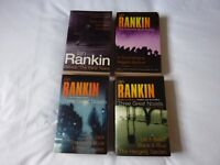 Ian Rankin Rebus Collection Books x 4
