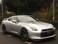 Nissan Gt-R 3.8 V6 Black Edition 2dr£39,995 p/x poss LICHFIELD STAGE 4.25 UPGRADE