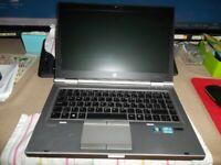 Laptop *** HP EliteBook 8470p Intel Core i5 3320m / 2.6 GHz Plus 2 TB USB Drive