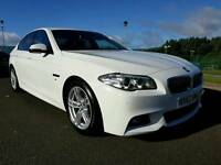 2013 BMW 520d M Sport, FACELIFT! FULL BMW SERVICE HISTORY, SATNAV, LIKE NEW!