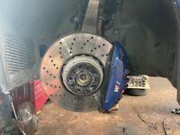 BMW F90 M5 Comp Steel brakes & Calipers