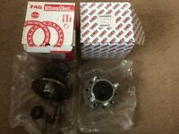 Front and Rear Wheel Bearings for a 2008 Vauxhall Vectra Hatchback