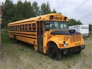 1999 Keystone RV School Bus