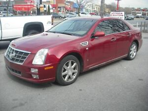 2008 Cadillac STS AWD