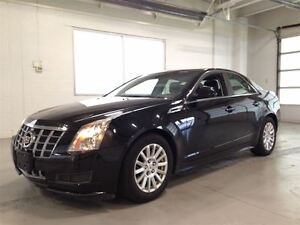 2012 Cadillac CTS   LEATHER  PANORAMIC ROOF  BLUETOOTH  50,523KM Cambridge Kitchener Area image 3