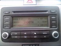 VW Golf/Passat original 2DIN CD player CD 300