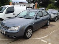 SWAINSTHORPE MOTOR CO FORD MONDEO 2.0 LX BLUE MOT 7TH AUGUST 2017