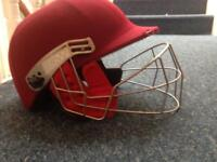 Junior cricket helmet - GM