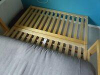 2 seat tri-fold Futon Company Sofa Bed