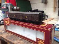 GWR siphon G coach
