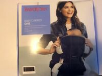 New in box (never used) BabyBjorn Baby One Carrier