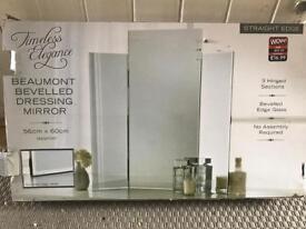 Beaumont dressing mirror