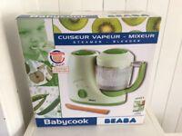 Beaba Babycook - steamer & blender