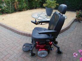 shoprider powerchair/scooter