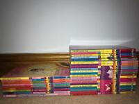Rainbow magic set 99-119 plus 9 free rainbow magic books