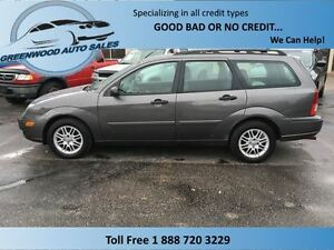 2007 Ford Focus SES! WITH FRESH MVI! CALL NOW!