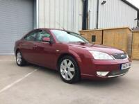 2005 FORD MONDEO TDCI