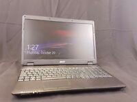 Nice Acer Extensa 5235- 4GB RAM, Intel Celeron , Windows 10