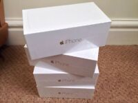 APPLE IPHONE 6 64GB UNLOCKED BRAND NEW CONDITION COMES WITH WARRANTY & RECEIPT