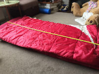 Ready Bed Blow up air bed with built in sleeping bag