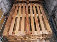 STANDARD 4 WAY ENTRY PALLETS HEAT TREATED 1200mm BY 1000mm