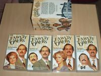 Fawlty Towers VHS videos, Learner Driver DVD suite
