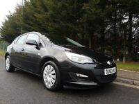 SEPTEMBER 2013 VAUXHALL ASTRA EXCLUSIV 1.4 16v PETROL 5DOOR ONLY 62k LOVELY CONDITION DRIVES AS NEW!