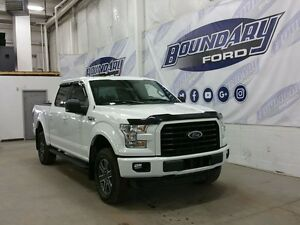 2015 Ford F-150 XLT Sport W/ 5.0L V8, 4X4, Cloth Seats