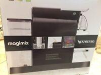 magimix nespresso machine
