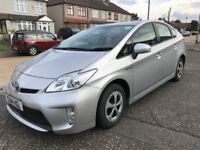 TOYOTA PRIUS T4 VVT-I AUTO HYBRID WITH NEW PCO LICENCE