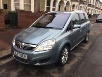 Vauxhall zafira elite 1.9cdti 150bhp