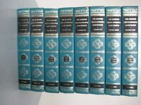 Complete Odhams The Modern Encyclopaedia Illustrated - 1961 Edition