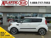 2013 Kia Soul 2.0L 4u LEATHER SEATS, BACKUP CAMERA