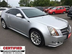 2011 Cadillac CTS Performance ** HTD LEATH, BLUETOOTH **