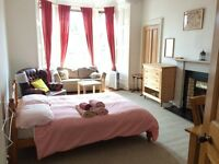 4 Bedroom Marchmont flat available for festival let