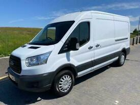 2016 FORD TRANSIT 350. WARRANTY. 1 YEAR MOT. NOT CONNECT TRAFIC CUSTOM SPRINTER CRAFTER