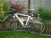 Kuota K Factor Bike - Full carbon bike with excellent Shimano Ultegra Groupset (£2200 new)