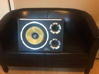 Subwoofer 1600watts 12inch built in amp