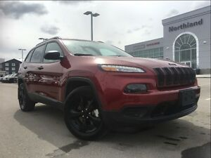 2016 Jeep Cherokee Sport 2.4L MultiAir Engine 9 Speed
