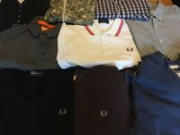 Huge Job Lot Designer Men's Clothing Fred Perry, La Coste, Nike and more