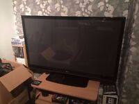 "LG 50"" Full HD Plasma TV model 50PV350"