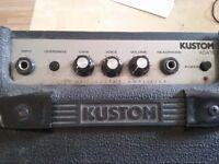 Kustom KGA10 Guitar Combo Practice Amp
