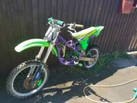 2001 kx 85 without cylinder