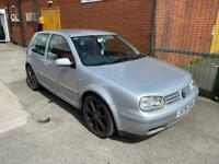 2001 VW Golf GTI 2.0 with 101,000 miles MOT 23rd August 2022