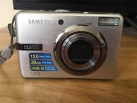 Samsung L313 Camera Silver