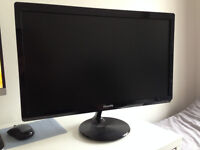 Philips 24 inch monitor (247ELH)